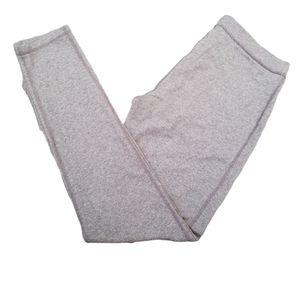 Under armour women's heathered gray leggings